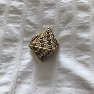 Statement rings bundle (2)